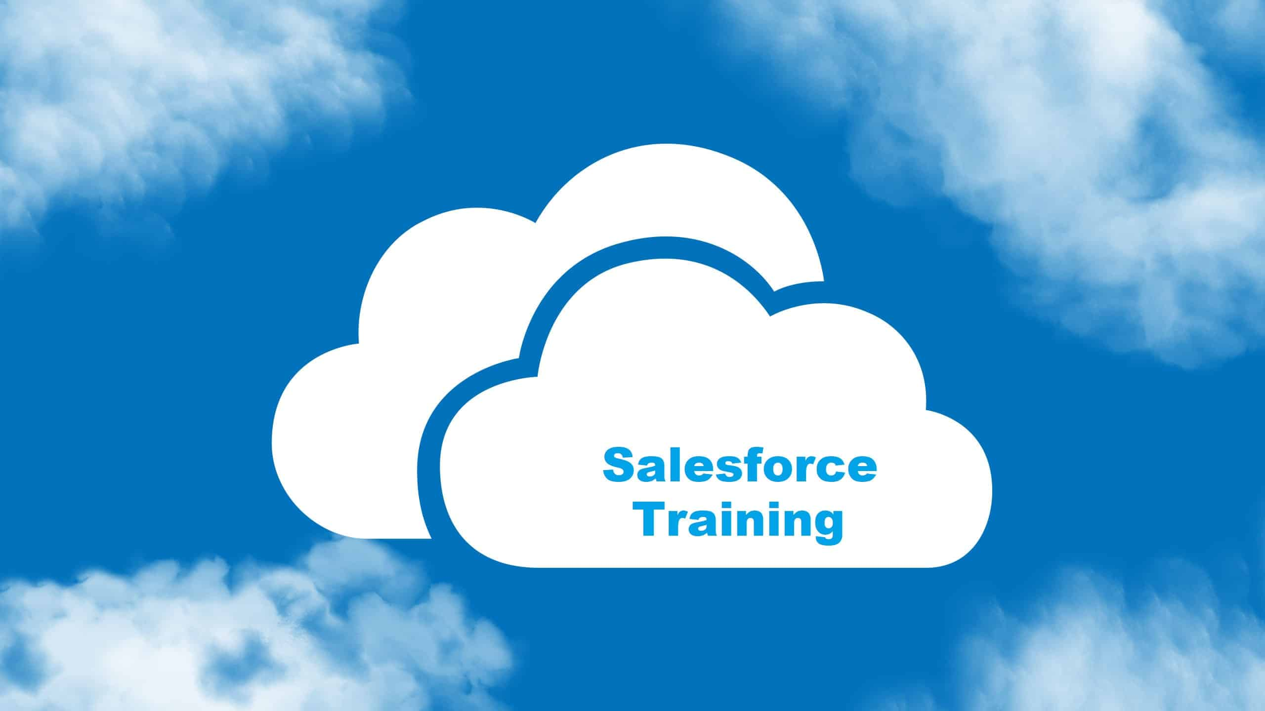 Why You Need Salesforce Training
